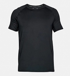 Футболка Under Armour MK-1, Short Sleeve, Black