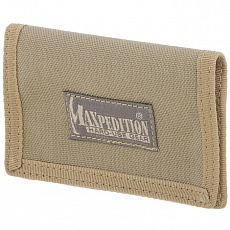 Кошелек Maxpedition Micro™ Wallet, khaki