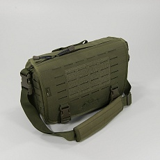 Сумка Helikon-Tex D.A.SMALL MESSENGER BAG , olive green