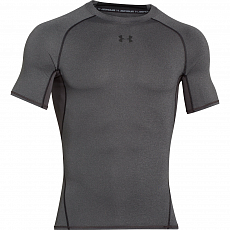 Футболка Under Armour  HeatGear® Armour  Compression Shirt, carbon